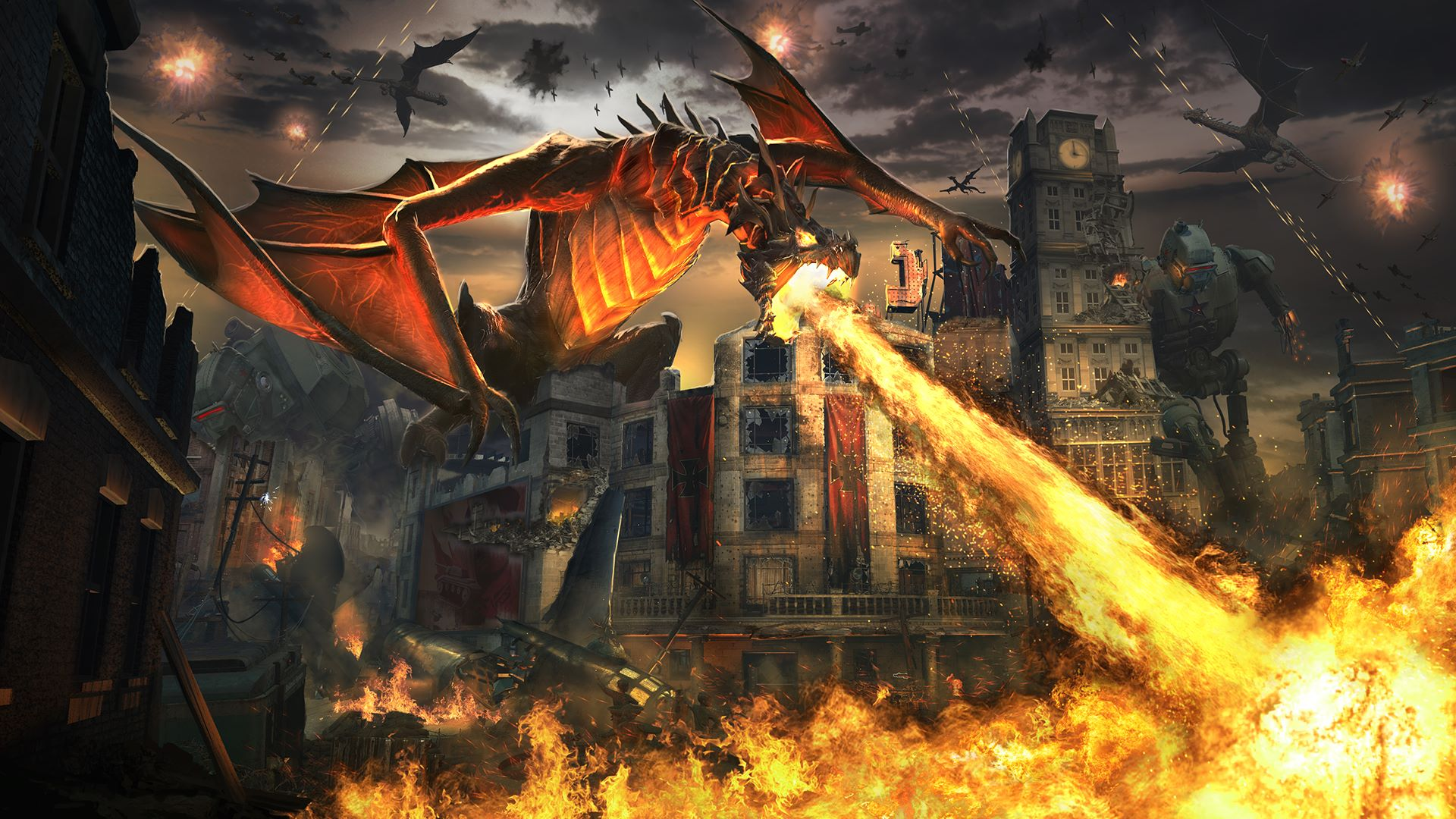 Buy Call of Duty® Black Ops III - Gorod Krovi Zombies Map - Microsoft ...