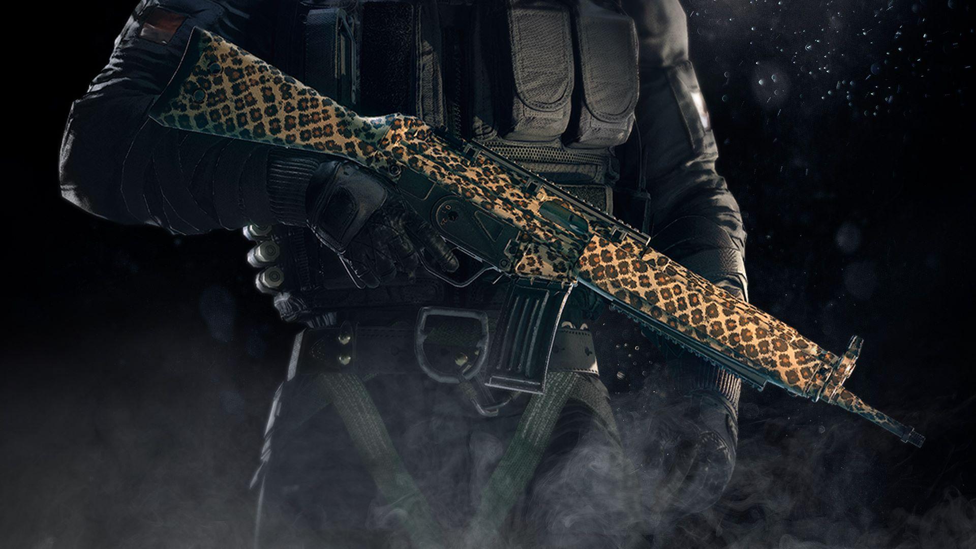 Tom Clancy's Rainbow Six Siege - Leopardskin