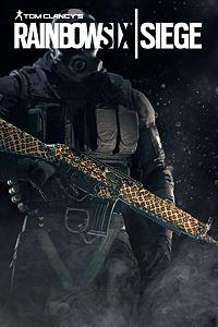 Carátula del juego Tom Clancy's Rainbow Six Siege - Leopard skin