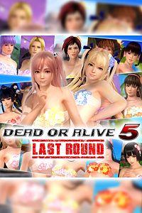 Carátula del juego DOA5LR Flower Set de Xbox One