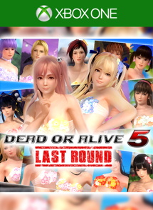 DOA5LR Flower Set