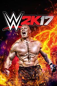 Carátula para el juego WWE 2K17 de Xbox 360