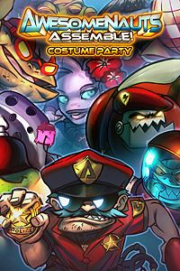 Carátula del juego Costume Party - Awesomenauts Assemble! de Xbox One