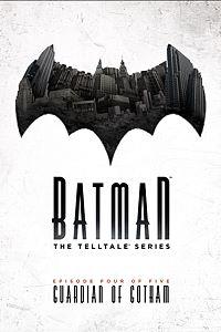Carátula del juego Batman - The Telltale Series - Episode 4: Guardian Of Gotham de Xbox One