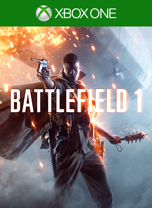 Battlefield 1 boxshot