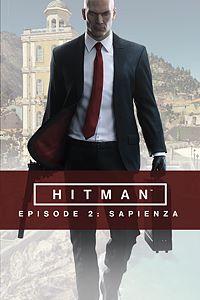 Carátula del juego HITMAN - Episode 2: Sapienza