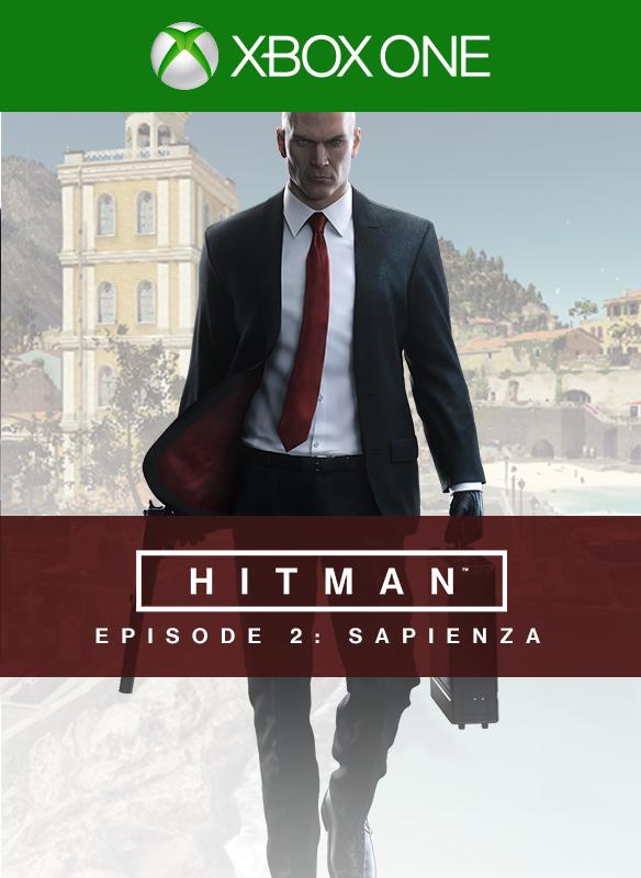 HITMAN™ - Episode 2: Sapienza boxshot