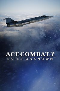 Carátula del juego ACE COMBAT 7: SKIES UNKNOWN - F-104C: Avril