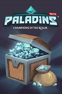 Carátula del juego 2500 Paladins Crystals de Xbox One