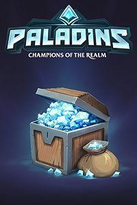 Carátula del juego 2500 Crystals