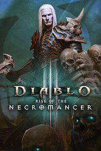 Carátula del juego Diablo III: Rise of the Necromancer
