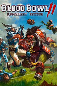 Carátula del juego Blood Bowl 2 - Legendary Edition de Xbox One