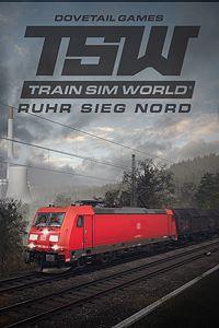 Carátula del juego Train Sim World: Ruhr-Sieg Nord