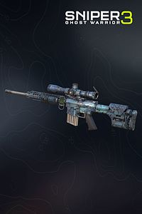 Carátula del juego Weapon skin - Hexagon Ice