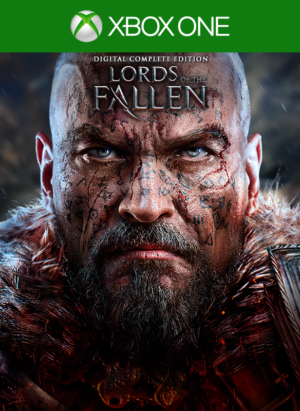 Lords of the Fallen Edición Digital Completa boxshot