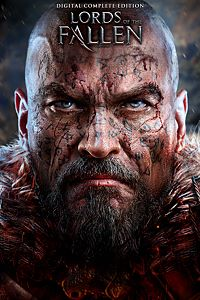 Carátula del juego Lords of the Fallen Digital Complete Edition de Xbox One