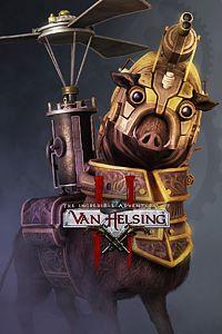 Carátula del juego Van Helsing II: Pigasus de Xbox One