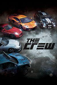 Carátula del juego The Crew