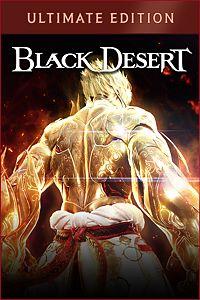 Carátula para el juego Black Desert - Ultimate Edition de Xbox 360