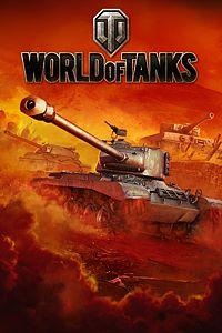 Carátula para el juego World of Tanks de Xbox 360