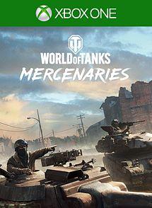 World of Tanks: Mercenaries imagem da caixa