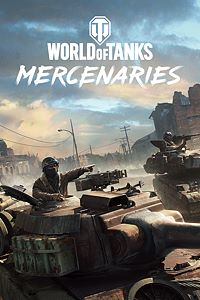 Carátula del juego World of Tanks: Mercenaries