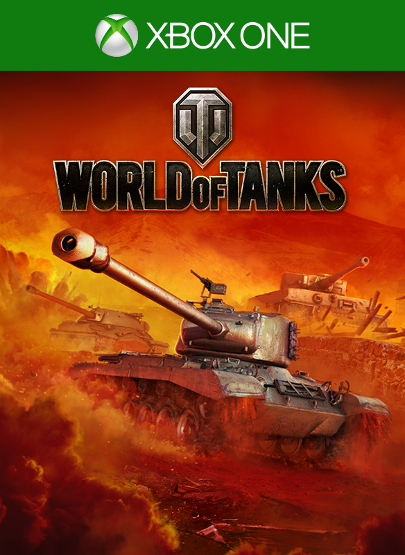 World of Tanks boxshot