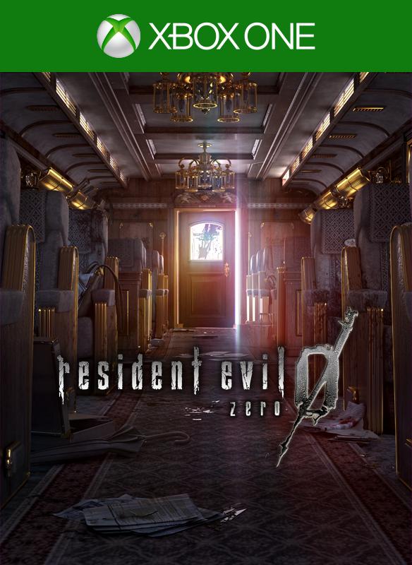 Resident Evil0 boxshot