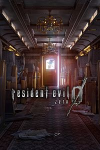 Carátula del juego Resident Evil 0