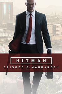 Carátula del juego HITMAN - Episode 3: Marrakesh de Xbox One