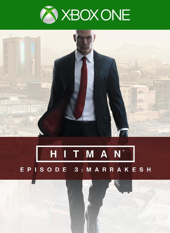 HITMAN™ - Episode 3: Marrakesh boxshot