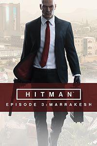 Carátula del juego HITMAN - Episode 3: Marrakesh