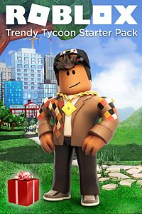 Trendy Tycoon Starter Pack Laxtore - 4500 robux roblox mejor precio