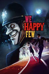Carátula del juego We Happy Few para Xbox One