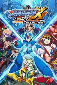 Carátula para el juego Mega Man X Legacy Collection de Xbox One
