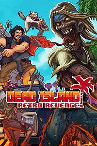 Carátula del juego Dead Island Retro Revenge de Xbox One