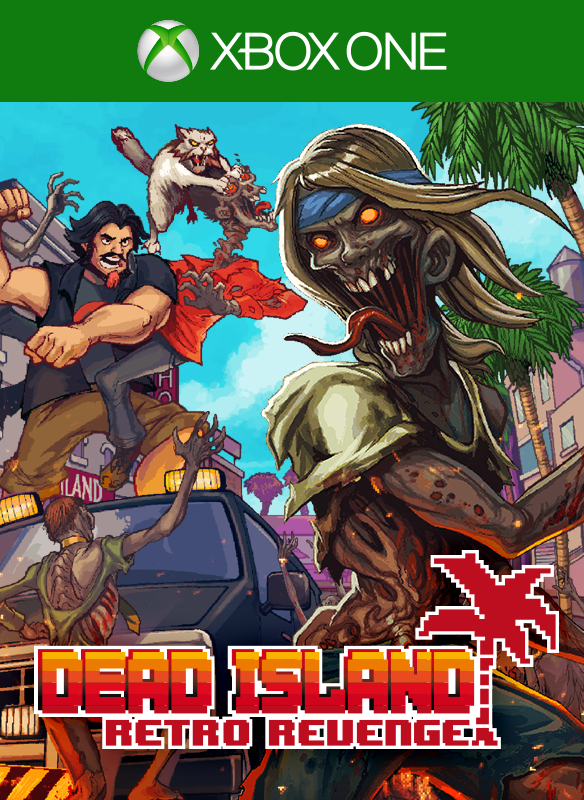 Dead Island Retro Revenge boxshot