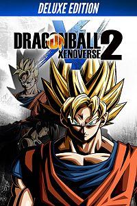 Carátula del juego DRAGON BALL XENOVERSE 2 DELUXE EDITION
