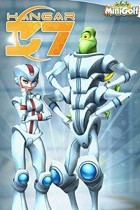 Carátula del juego Hangar 37