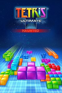 Carátula del juego Tetris Ultimate Haunted DLC para Xbox One
