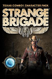 Carátula del juego Strange Brigade - Texas Cowboy Character Pack