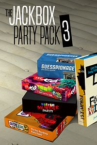 Carátula del juego The Jackbox Party Pack 3 de Xbox One