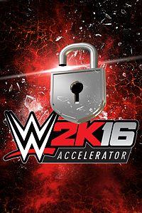 Carátula del juego WWE 2K16 Accelerator de Xbox One