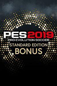 Carátula del juego PRO EVOLUTION SOCCER 2019 STANDARD EDITION BONUS (Digital)