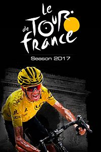 Carátula para el juego Tour de France 2017 de Xbox 360