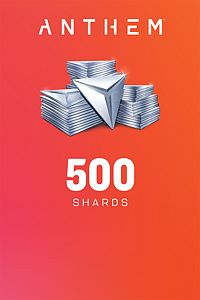 Carátula del juego Anthem 500 Shards Pack
