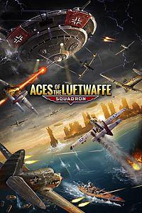 Carátula para el juego Aces of the Luftwaffe - Squadron de Xbox One