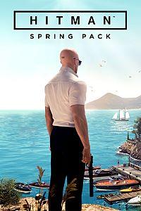 Carátula para el juego HITMAN - Spring Pack de Xbox One