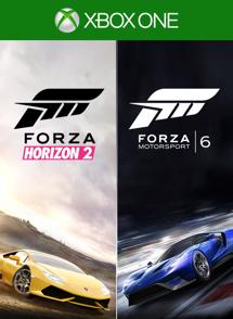 Coleção Forza Motorsport 6 e Forza Horizon 2