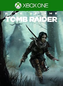 Rise of the Tomb Raider - Baba Yaga: The Temple of the Witch boxshot